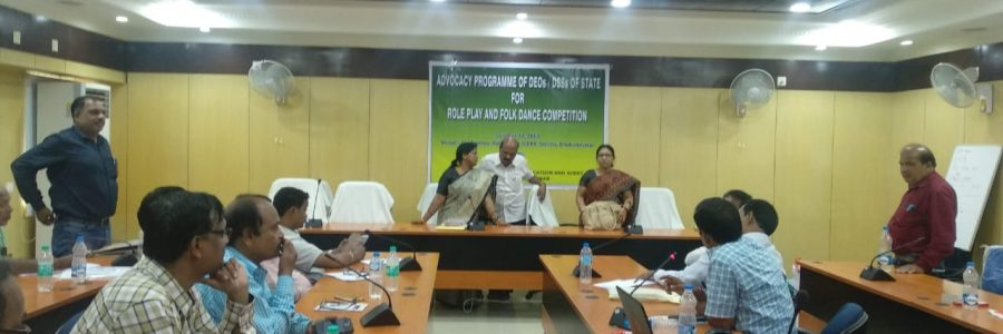 Advocacy Programme for District Education Officers and District Science Supervisors of the State